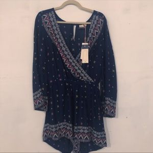 New Roxy full sleeve romper